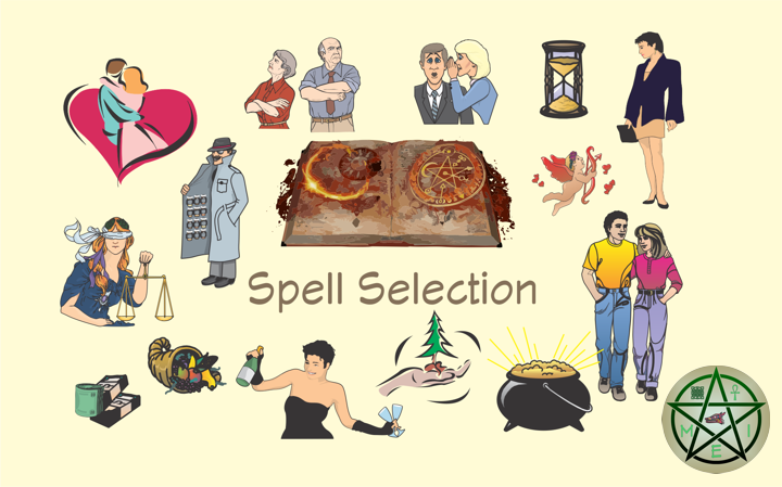 Spell Selection