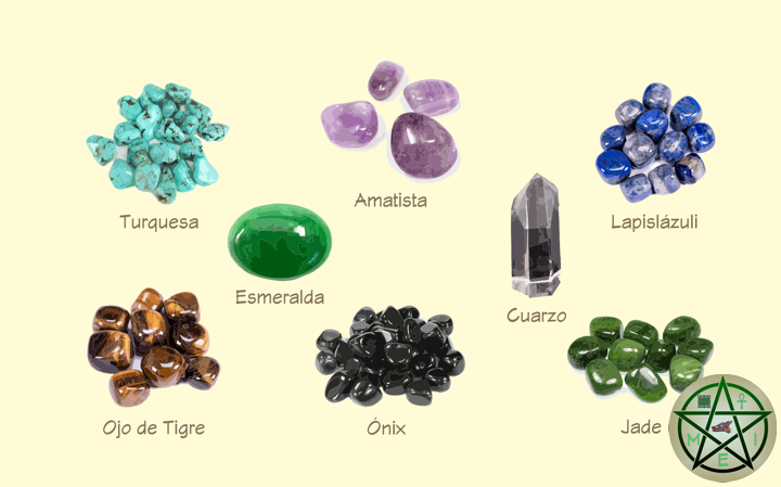 Piedra Preciosa Mágica