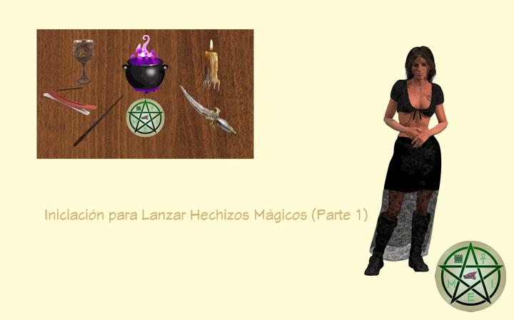 Hechizos Mágicos